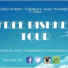 Free Bishkek Tour