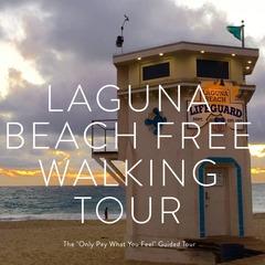 Laguna Beach Free Walking Tour