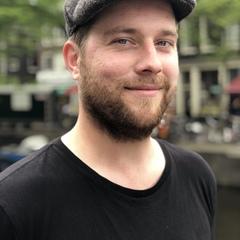 Sebastian — Guide of Free Walking Tour of Amsterdam, Netherlands