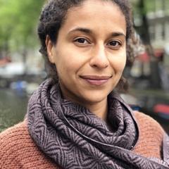 Zaida — Guide of Free Walking Tour of Amsterdam, Netherlands