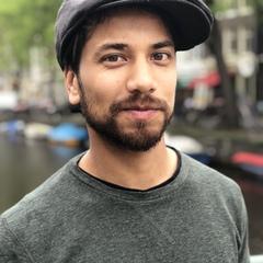 Ricardo — Guide of Free Walking Tour of Amsterdam, Netherlands