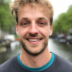 Ralph — Guide of Free Walking Tour of Amsterdam, Netherlands