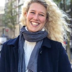 Loeke — Guide of Free Walking Tour of Amsterdam, Netherlands