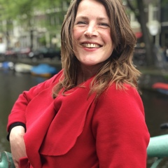 Suzanne — Guide of Free Walking Tour of Amsterdam, Netherlands