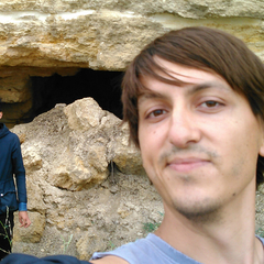 Egor — Guide of Wild Odessa Catacombs Tour, Ukraine