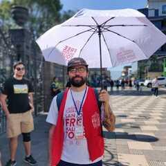 Carlos — Guide of San José Free Walking Tour, Costa Rica