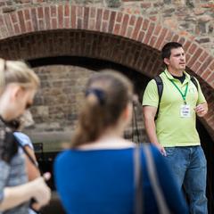 James — Guide of Prague Castle and Castle District Tour, Czech Republic