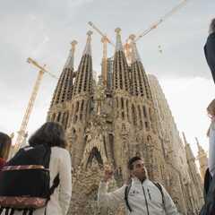 Moises — Guide of Sagrada Familia & Modernist Architecture Free Tour, Spain