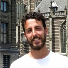 Álvaro — Guide of Tour of the Red Light District in Spanish, Netherlands