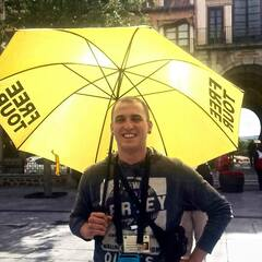 Samuel — Guide of Toledo Free Walking Tour, Spain