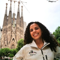 Stephanie — Guide of Sagrada Familia & Modernist Architecture Free Tour, Spain