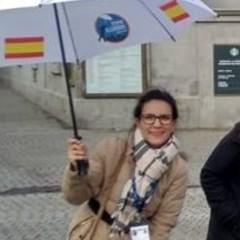 Irene — Guide of Free Tour Madrid en Español, Spain