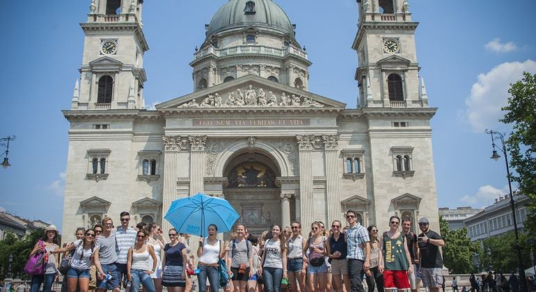 Free Tour of Budapest Hungary — #3