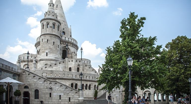 Free Tour of Budapest Hungary — #5