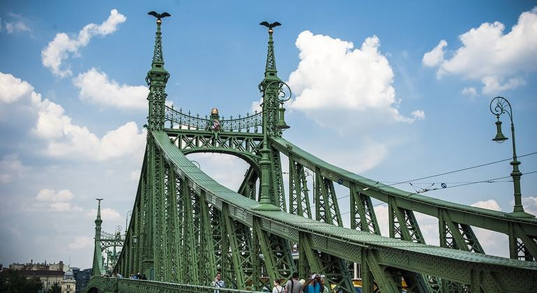 Free Tour of Budapest Hungary — #6