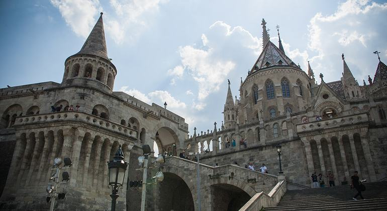 Free Tour of Budapest Hungary — #9