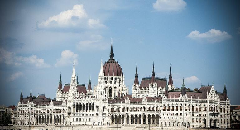 Free Tour of Budapest Hungary — #17
