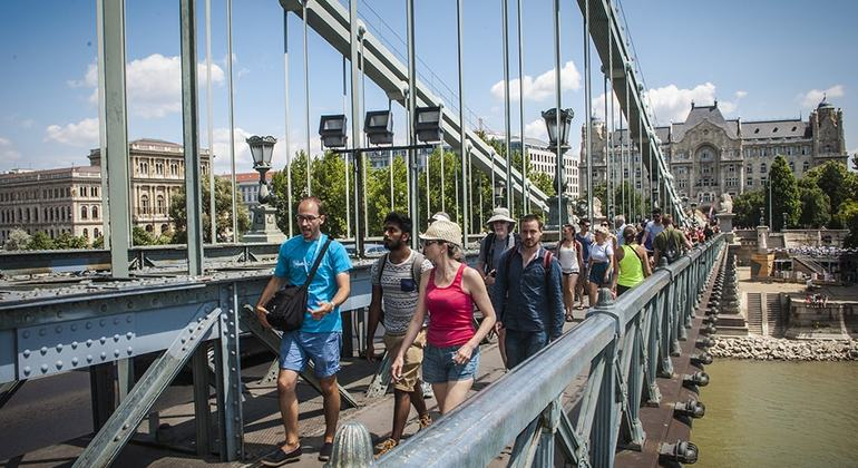 Free Tour of Budapest Hungary — #19