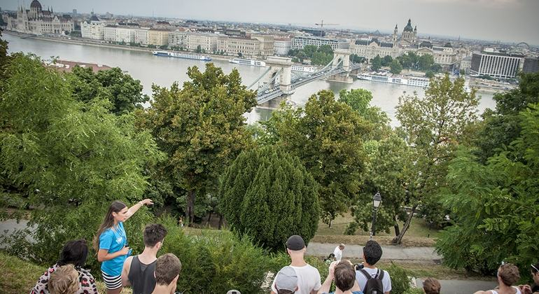 Free Tour of Budapest Hungary — #20
