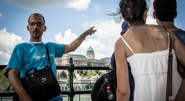 Free Tour of Budapest Hungary — #21