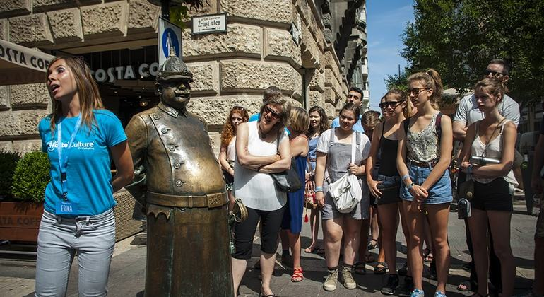 Free Tour of Budapest Hungary — #22