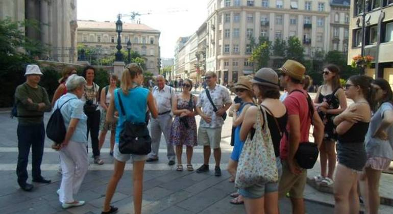 Free Tour of Budapest Hungary — #24