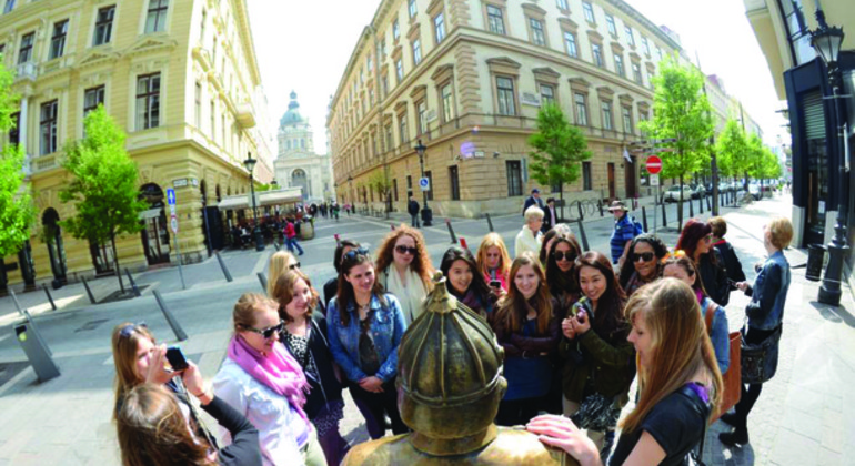 Free Tour of Budapest Hungary — #25