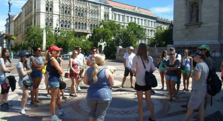 Free Tour of Budapest Hungary — #30