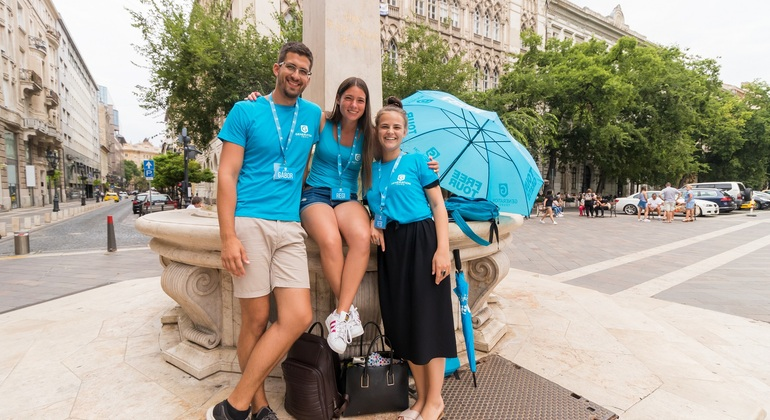 Free Tour of Budapest Provided by Generation Tours Budapest
