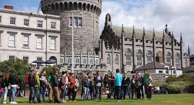 Free Tour of Dublin Provided by Generation Tours