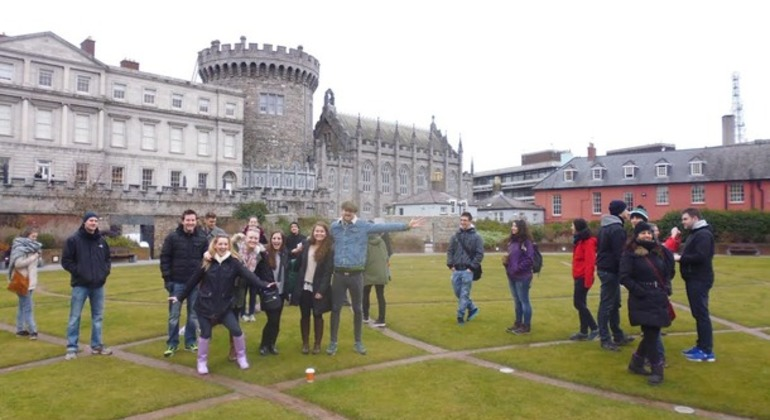 Free Tour of Dublin Ireland — #37