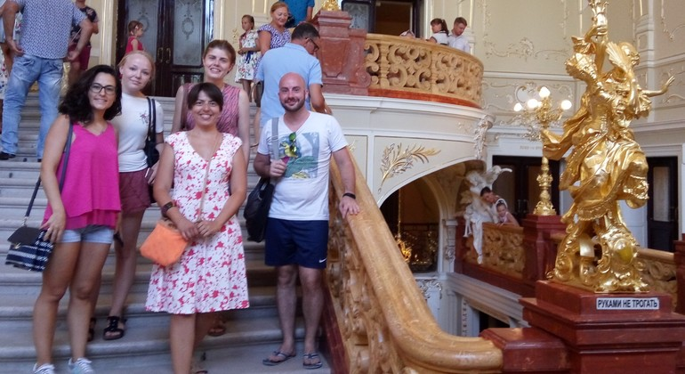 Odessa by Locals - Free Walking Tour Ukraine — #8