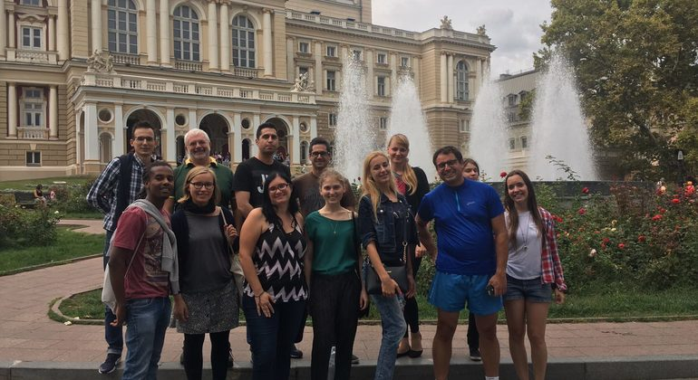 Odessa by Locals - Free Walking Tour Provided by Tourist info center Move in Ukraine