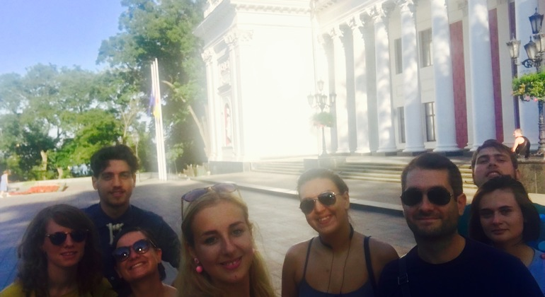 Odessa by Locals - Free Walking Tour Ukraine — #2