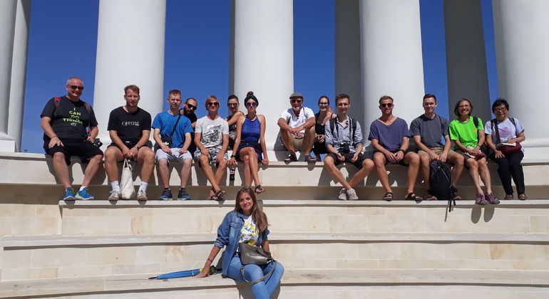 Odesa by Locals - Free Walking Tour Provided by Tourist info center Move in Ukraine
