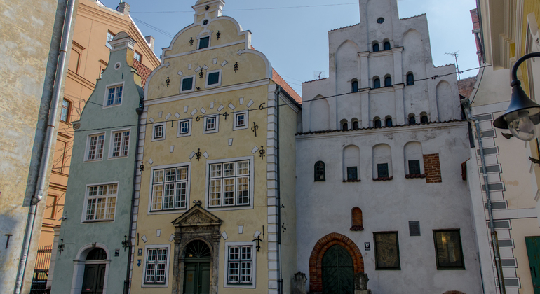 Free Walking Tour Old Riga Provided by RigaTrips