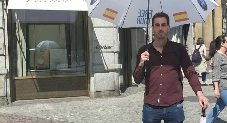 Free Tour of Prague Old Town & Jewish Quarter Provided by White Umbrella Tours