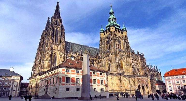 Free Tours In Prague Czech Republic FREETOURcom - A walking tour of prague 15 historical landmarks