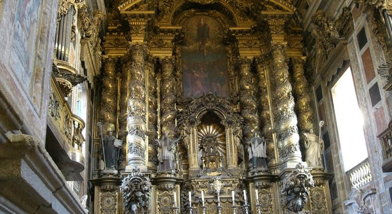 Religious Oporto Walking Tour Provided by Sun Day Tourism