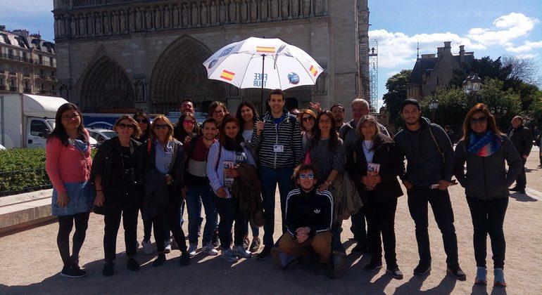 free tour paris español