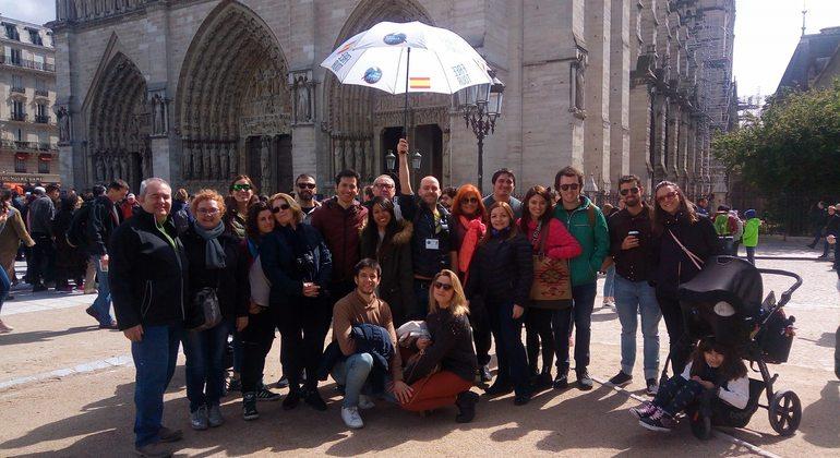 Free Tour Paris en Español Operado por White Umbrella Tours