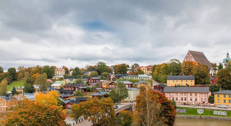 Walking Tour in Porvoo Provided by Victoria