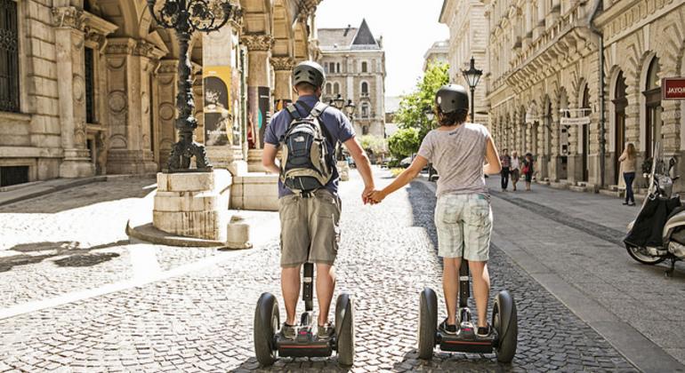 City Center Segway Tour Hungary — #1