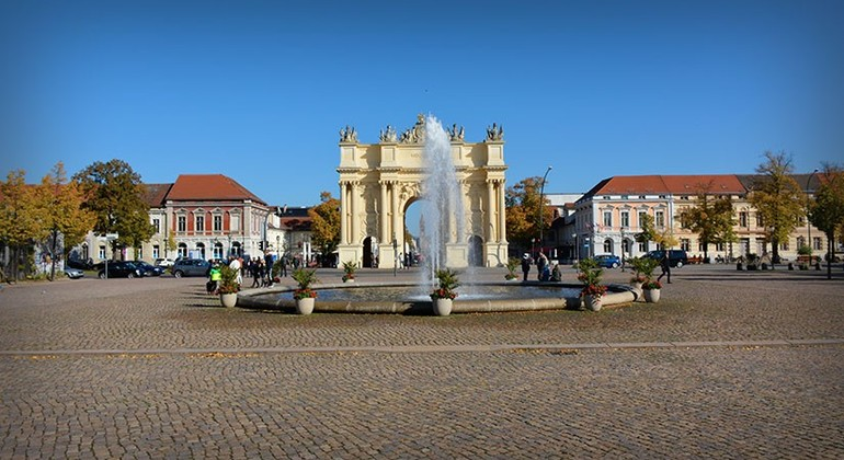 Guided Tour Potsdam Germany — #3