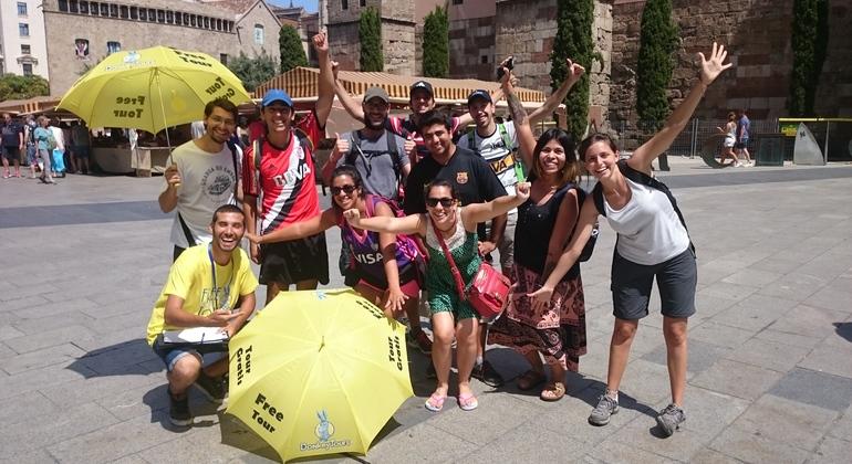 Old Town Free Tour Spain — #7