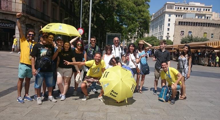 Old Town Free Tour Spain — #2