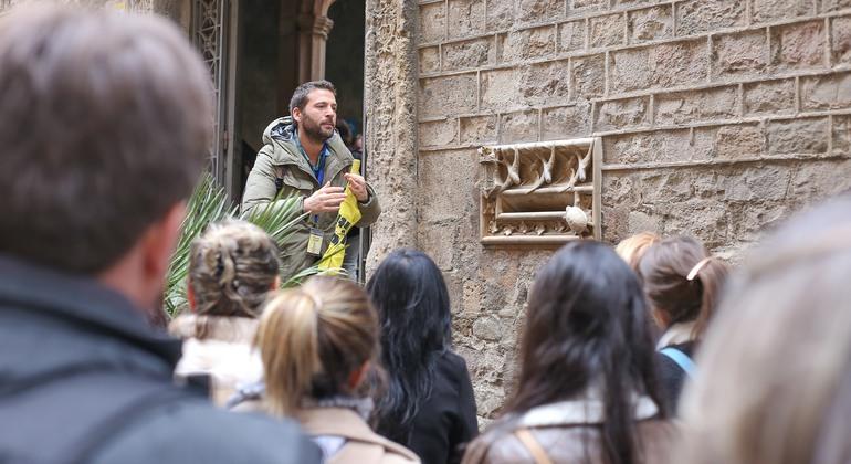 Old Town Free Tour Spain — #3