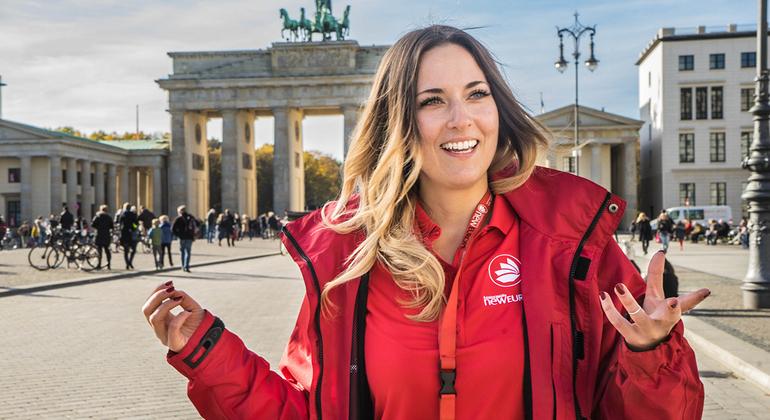 The Original Free Tour of Berlin Operado por SANDEMANs NEW Berlin