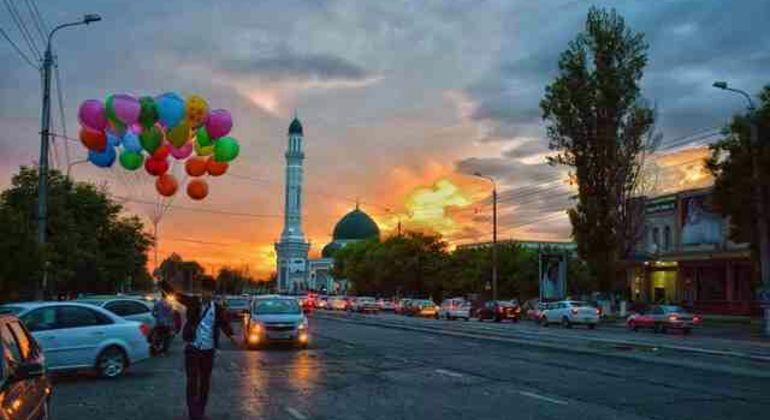 Tashkent Free Walking Tour Uzbekistan — #2