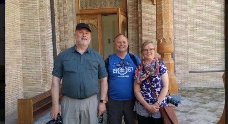 Tashkent Free Walking Tour Uzbekistan — #3